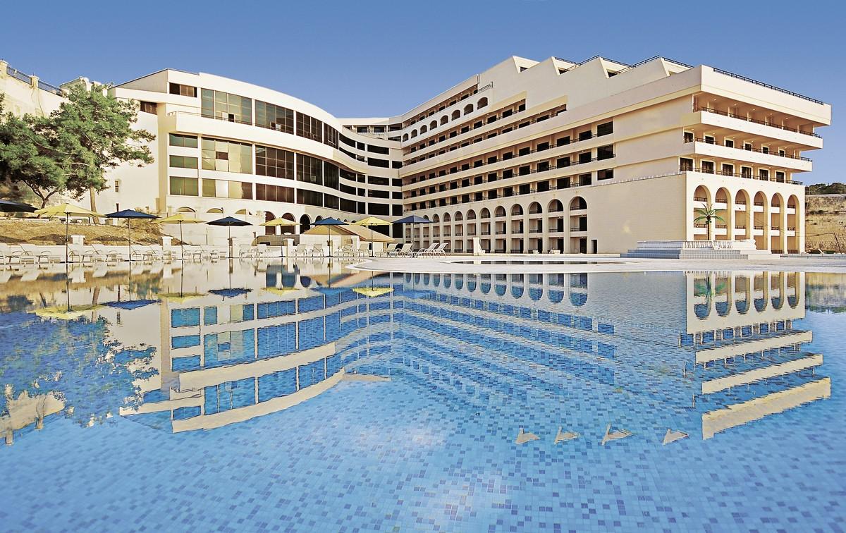 Grand Hotel Excelsior, Malta, Valletta, Bild 1
