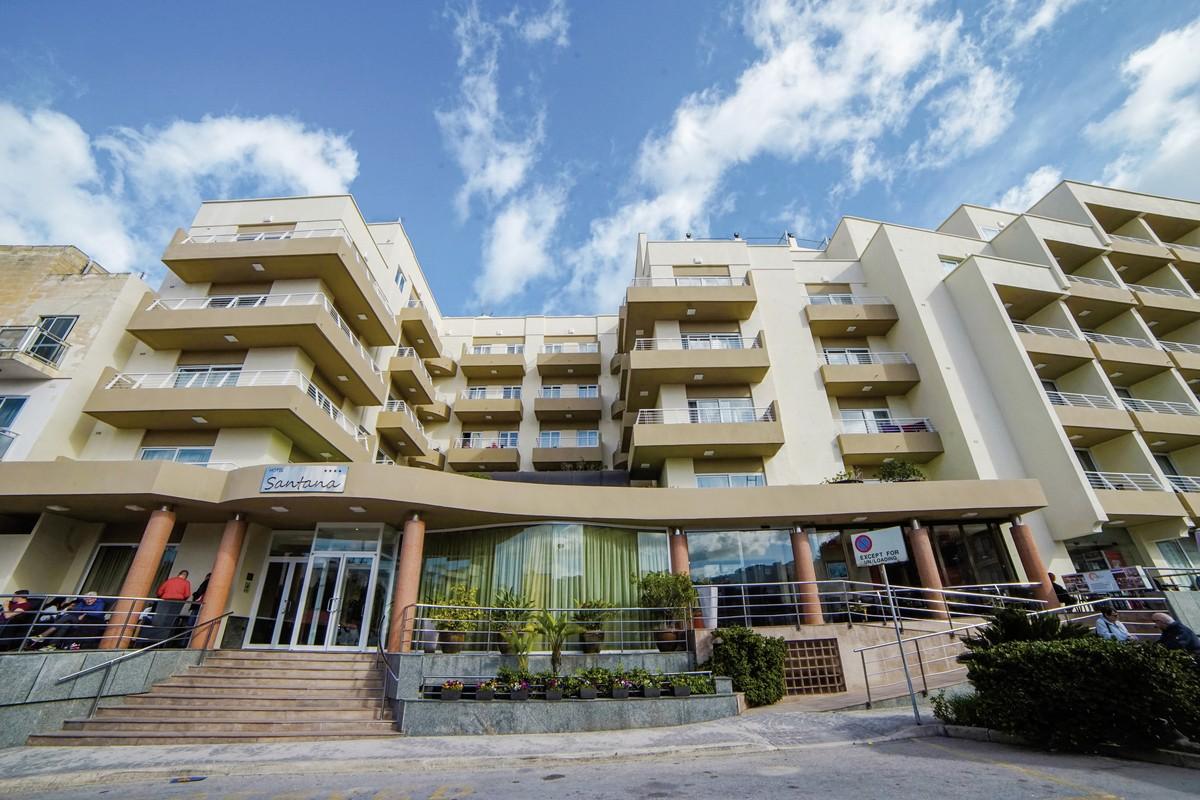 Hotel Santana, Malta, Bugibba, Bild 1