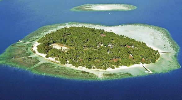 Hotel Biyadhoo Island, Malediven, Süd Male Atoll, Bild 1