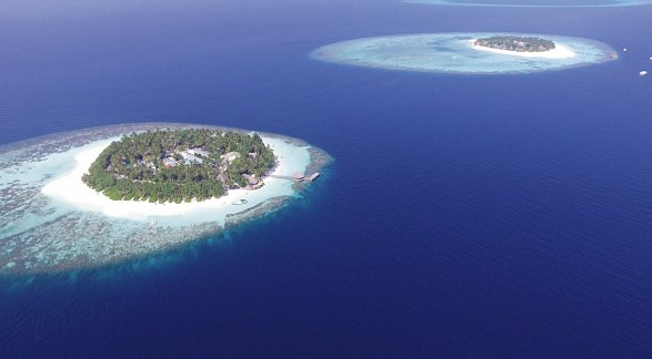 Hotel Angsana Ihuru, Malediven, Nord Male Atoll, Bild 1