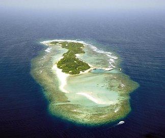 Hotel COOEE OBLU at Helengeli, Malediven, Nord Male Atoll, Bild 1