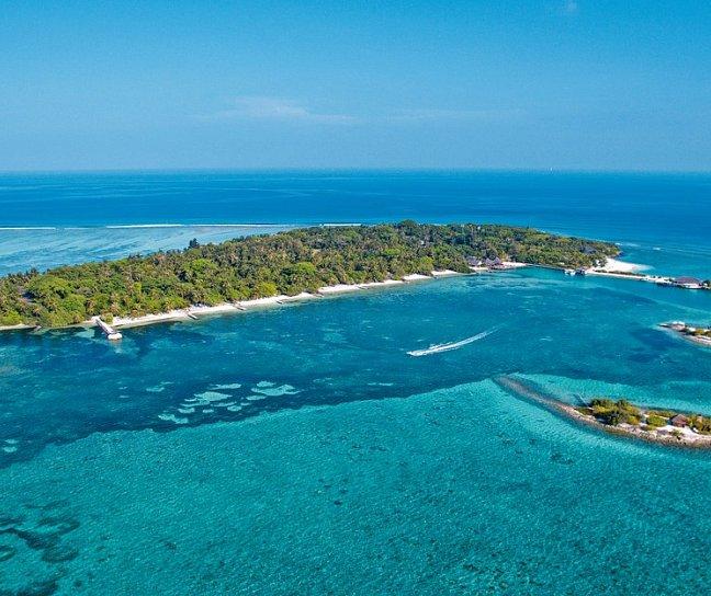 Hotel ADAARAN Select Hudhuranfushi, Malediven, Nord Male Atoll, Bild 1