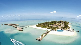 Hotel Velassaru Maldives, Malediven, Süd Male Atoll