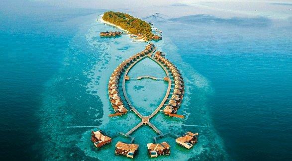 Hotel Lily Beach Resort & Spa, Malediven, Süd Ari Atoll, Bild 1
