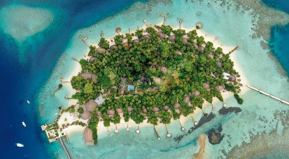 Hotel Nika Island Resort & Spa, Malediven, Nord Ari Atoll, Bild 1