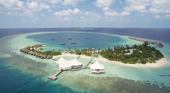 Hotel Safari Island Resort & Spa, Malediven, Ari Atoll, Bild 1