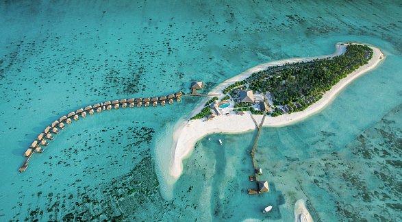 Hotel Cocoon Maldives, Malediven, Lhaviyani Atoll, Bild 1