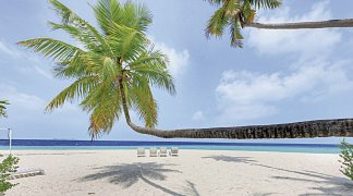 Hotel Fihalhohi Island Resort, Malediven, Süd Male Atoll