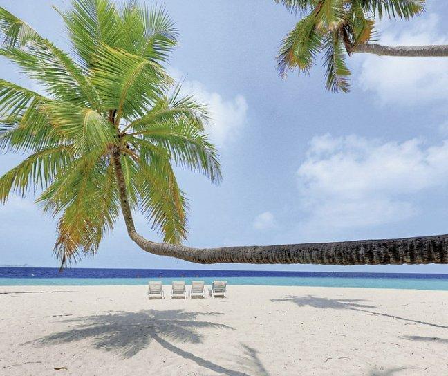 Hotel Fihalhohi Island Resort, Malediven, Süd Male Atoll, Bild 1