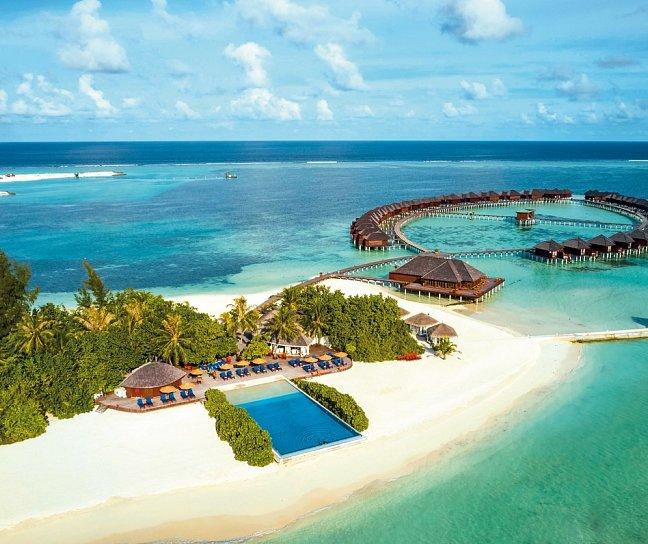 Hotel Sun Siyam Olhuveli Maldives, Malediven, Süd Male Atoll, Bild 1