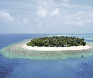 Hotel Malahini Kuda Bandos, Malediven, Nord-Male-Atoll, Bild 1