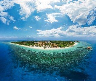 Hotel Reethi Faru Resort, Malediven, Raa Atoll, Bild 1