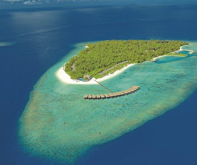 Hotel Filitheyo Island Resort, Malediven, Faafu Atoll, Bild 1