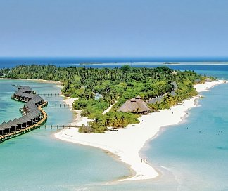 Hotel Kuredu Island Resort, Malediven, Lhaviyani Atoll, Bild 1