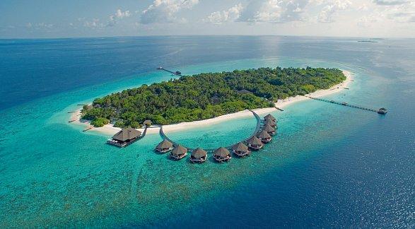 Hotel ADAARAN Select Meedhupparu, Malediven, Raa Atoll, Bild 1