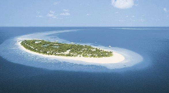 Hotel Reethi Beach Resort, Malediven, Fonimagoodhoo, Bild 1