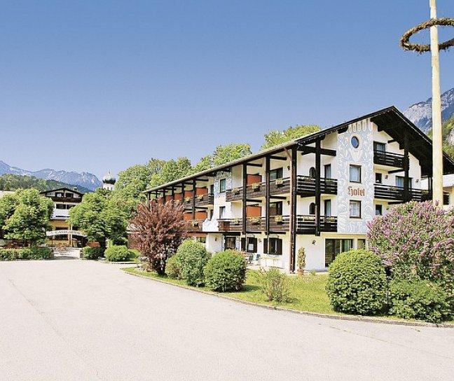 Hotel Alpenhotel Brennerbascht, Deutschland, Bayern, Bischofswiesen, Bild 1