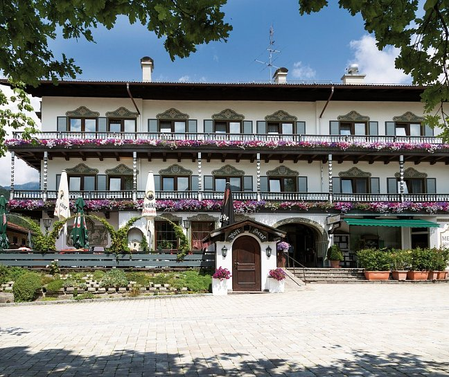 Hotel Landgasthof zur Post, Deutschland, Bayern, Schleching, Bild 1