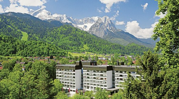 Mercure Hotel Garmisch-Partenkirchen, Deutschland, Bayern, Garmisch-Partenkirchen, Bild 1