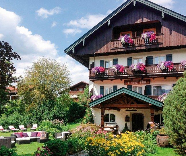 Hotel Landhaus Ertle, Deutschland, Bayern, Bad Wiessee, Bild 1