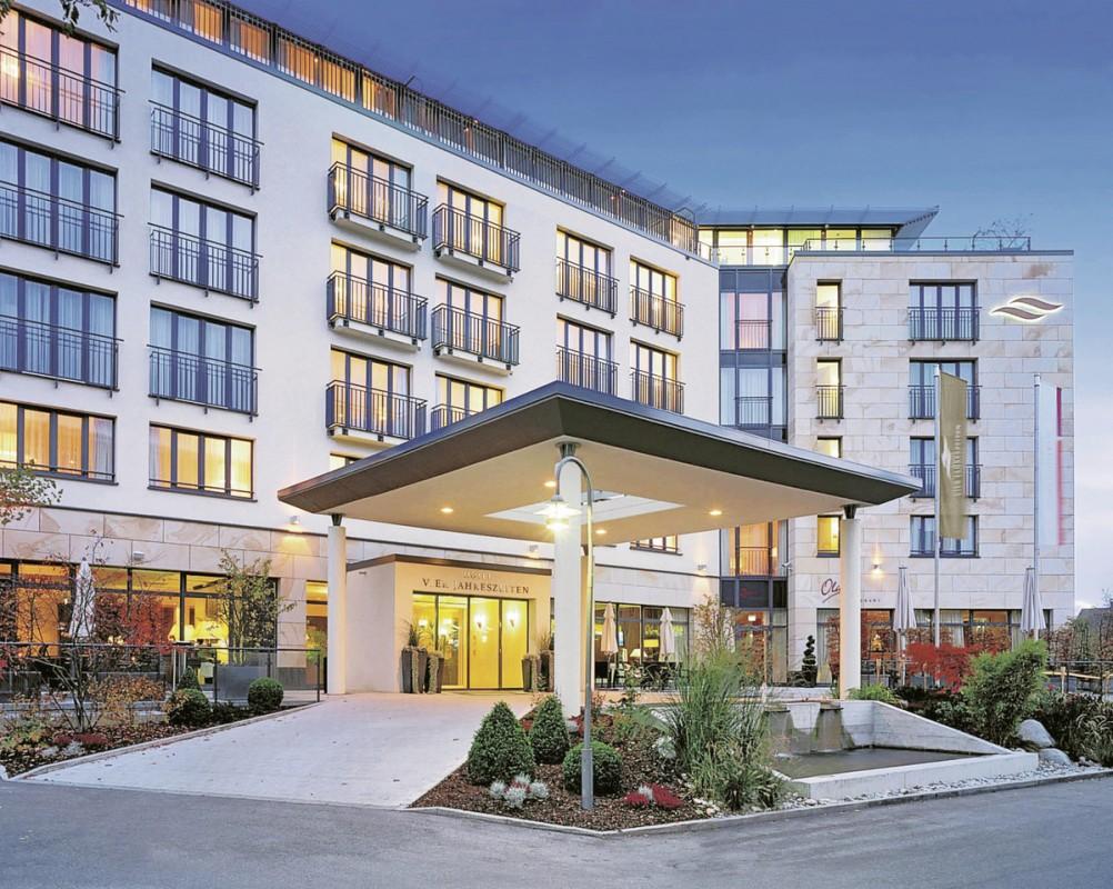 Hotel Vier Jahreszeiten Starnberg, Deutschland, Bayern, Starnberg