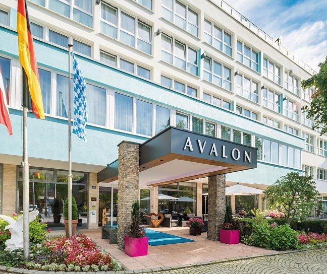 Hotel Avalon Bad Reichenhall, Deutschland, Bayern, Bad Reichenhall, Bild 1