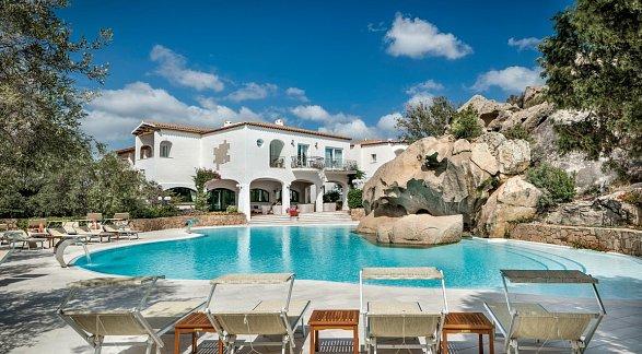 Hotel La Rocca Resort & Spa, Italien, Sardinien, Baia Sardinia, Bild 1