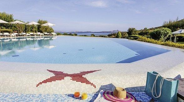 Hotel L'Ea Bianca Luxury Resort, Italien, Sardinien, Baia Sardinia, Bild 1