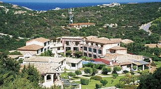 Colonna Park Hotel, Italien, Sardinien, Porto Cervo
