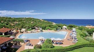 Grand Hotel in Porto Cervo, Italien, Sardinien, Porto Cervo