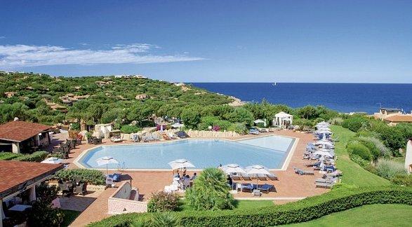 Grand Hotel in Porto Cervo, Italien, Sardinien, Porto Cervo, Bild 1