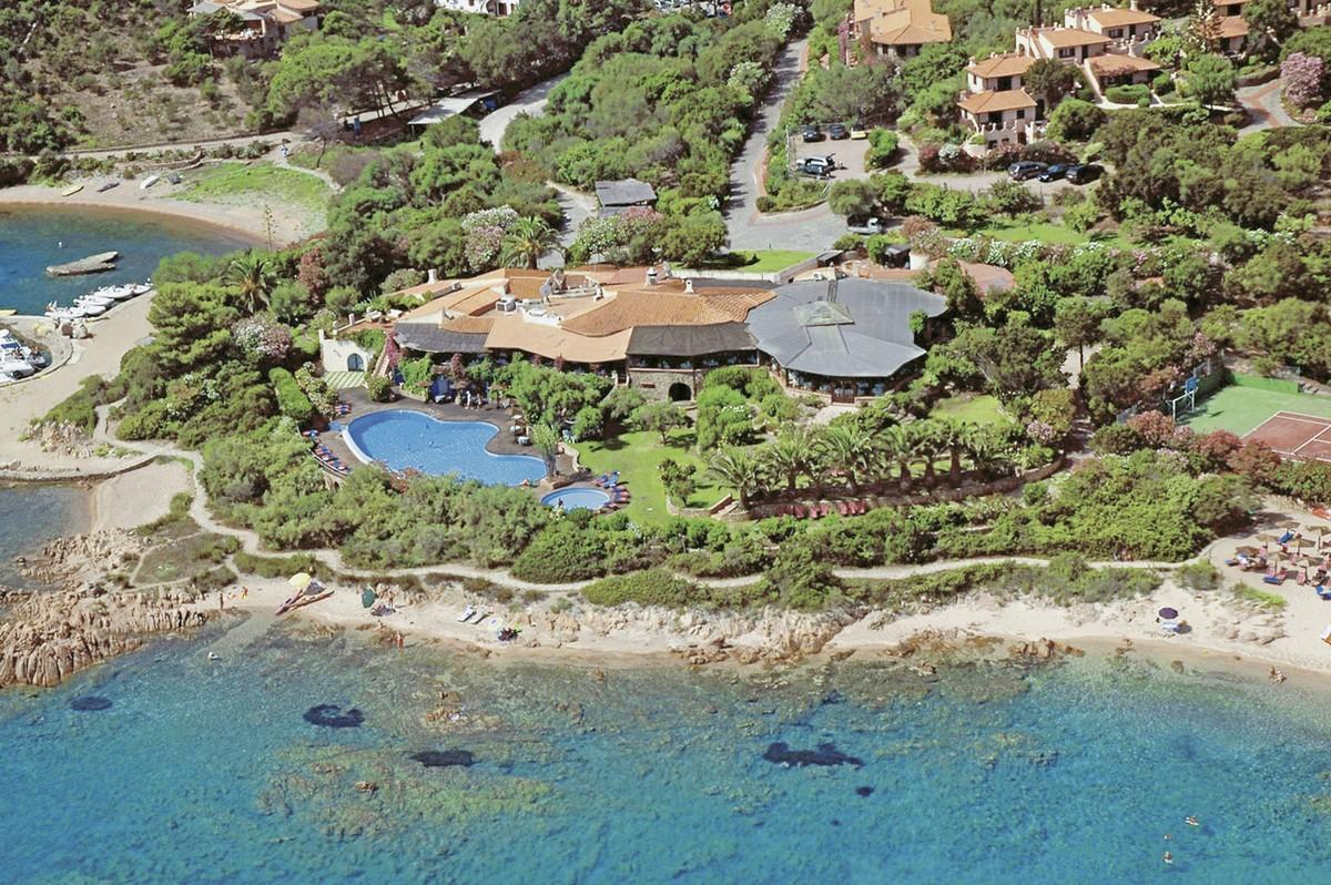 Hotel Don Diego, Italien, Sardinien, Porto San Paolo