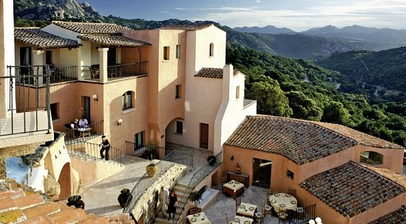 Hotel Arathena, Italien, Sardinien, San Pantaleo, Bild 1