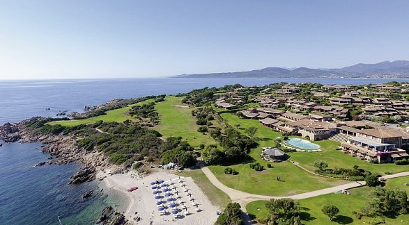 Hotel Due Lune Resort Golf & Spa, Italien, Sardinien, Puntaldia, Bild 1