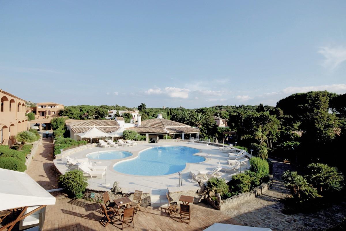 Hotel Nibaru, Italien, Sardinien, Cala di Volpe