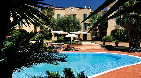 Hotel Arbatasar, Italien, Sardinien, Arbatax, Bild 1