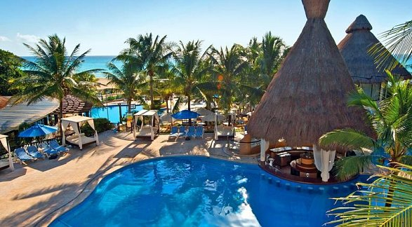 Hotel The Reef Playacar, Mexiko, Riviera Maya, Playa del Carmen, Bild 1
