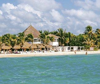 Hotel Sandos Caracol, Mexiko, Cancun, Nähe Playa del Carmen, Bild 1