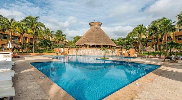 Hotel Viva Wyndham Azteca, Mexiko, Riviera Maya, Playa del Carmen, Bild 1