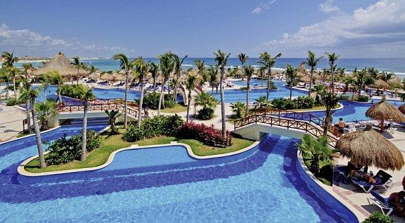 Hotel Bahia Principe Luxury Akumal, Mexiko, Cancun, Riviera Maya, Bild 1