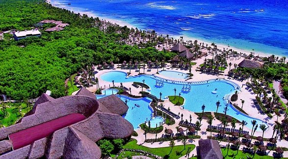 Hotel Grand Palladium Colonial Resort & Spa, Mexiko, Cancun, Riviera Maya, Bild 1