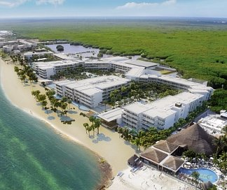 Hotel Breathless Riviera Cancun Resort & Spa, Mexiko, Riviera Maya & Insel Cozumel, Puerto Morelos, Bild 1