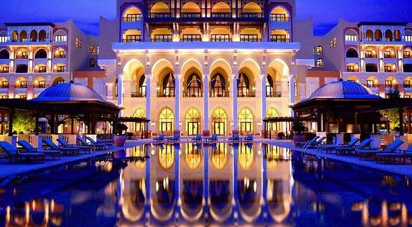 Hotel Shangri-La Qaryat Al Beri, Vereinigte Arabische Emirate, Abu Dhabi, Bild 1