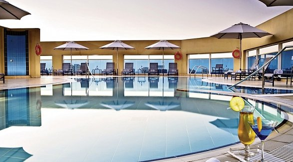 Hotel Four Points by Sheraton Downtown, Vereinigte Arabische Emirate, Dubai, Dubai - Bur Dubai, Bild 1