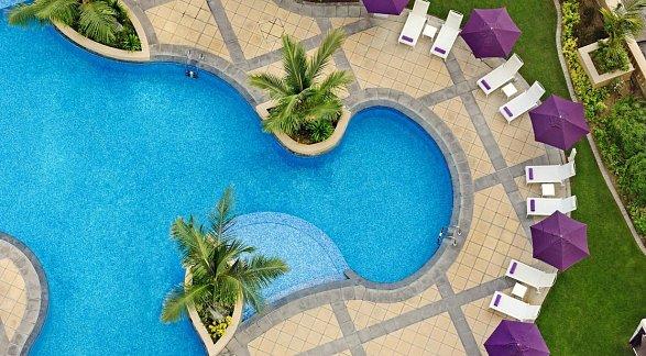 Mövenpick Hotel Jumeirah Beach, Vereinigte Arabische Emirate, Dubai, Jumeirah Beach, Bild 1