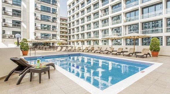 Golden Sands Hotel Appartments, Vereinigte Arabische Emirate, Dubai, Dubai - Bur Dubai, Bild 1