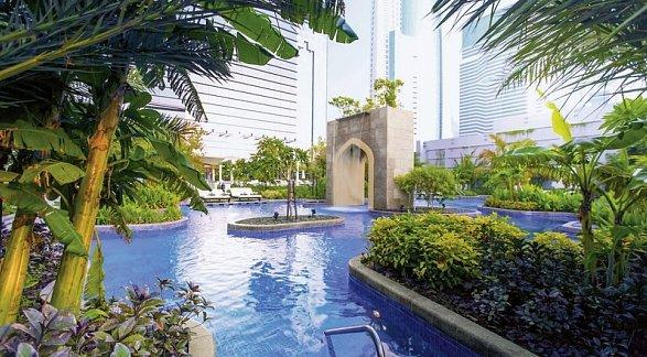 Hotel Conrad Dubai, Vereinigte Arabische Emirate, Dubai, Dubai - Sheikh Zayed Road, Bild 1