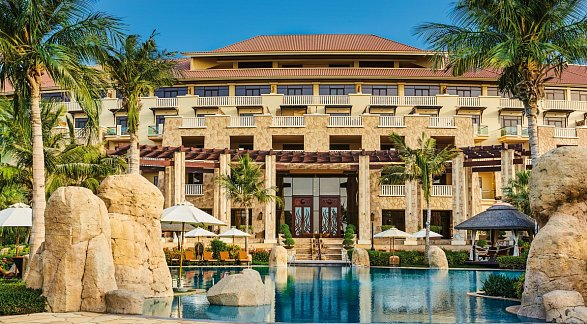 Hotel Sofitel The Palm Dubai, Vereinigte Arabische Emirate, Dubai, The Palm Jumeirah, Bild 1