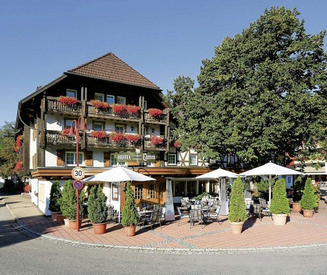 Hotel Lamm Mitteltal, Deutschland, Schwarzwald, Baiersbronn, Bild 1