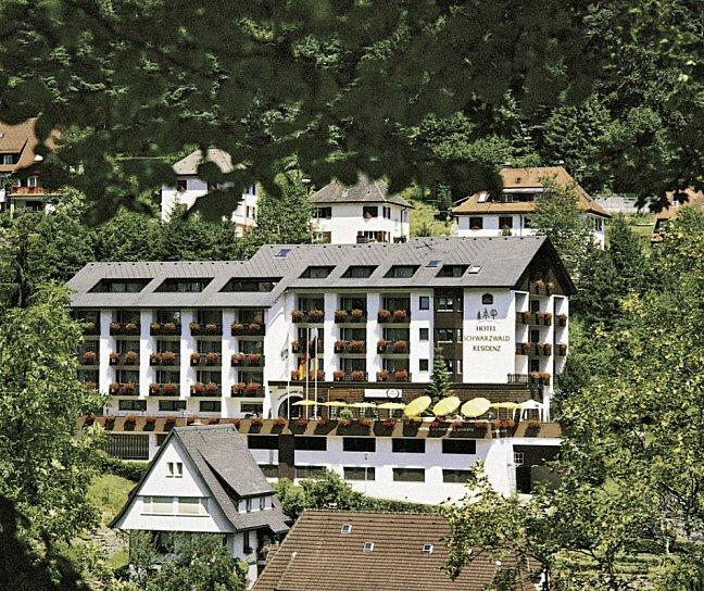 Hotel Best Western Plus Schwarzwald Residenz Triberg, Deutschland, Schwarzwald, Triberg, Bild 1